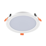 Deta 15W Daylight Flush Lens Dimmable LED Downlight