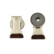 Everhang Zinc Plated Magnetic Clip - 2 Pack