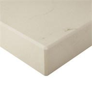 Essential Stone 40mm Square Creative Stone Benchtop - Arctic Sorbet