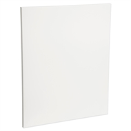 Kaboodle Blind Corner Base Panel - Gloss White