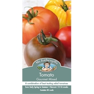 Mr Fothergill's Gourmet Mixed Tomato Vegetable Seeds