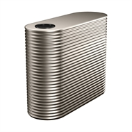 Kingspan 3000L Slim Steel Water Tank - 700mm x 1860mm x 2700mm Gully