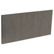 Kaboodle 600mm Melamine Modern 1 Drawer Panel - Tila Grain