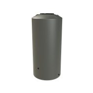 Melro 1005L Poly Round Water Tank - Earthtone