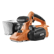 AEG 18V 82mm Planer - Skin Only