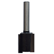 Ultra 6.4 x 18mm Straight Router Bit