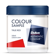 Dulux 250ml True Red Sample Pot