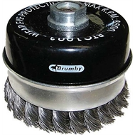 Josco 100mm Twistknot Cup Brush