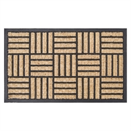 Matpro 45 x 75cm Coir Rubber Outdoor Mat - Assorted Designs