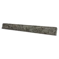 Ridgi 150mm x 50mm 1.5m The Rocks Reinforced Concrete Sleeper