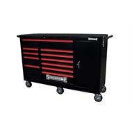 Sidchrome 11 Drawer Limited Edition Triple Bank Roller Cabinet