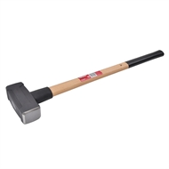 Trojan 10lb / 4.5kg Hickory Handle Hammer Sledge