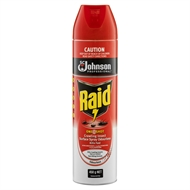 Raid 450g Odourless One Shot Crawling Insect Surface Spray
