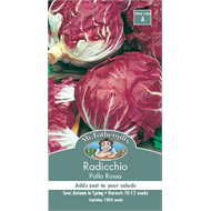 Mr Fothergill's Palla Rossa Radicchio Vegetable Seed