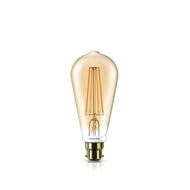Philips 7W Classic Filament Gold Dimmable LED Globe
