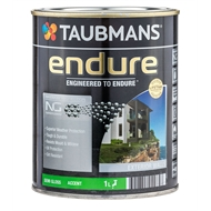 Taubmans Endure 1L Semi Gloss Accent Exterior Paint