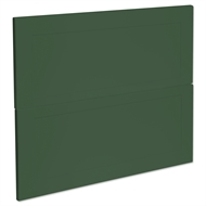Kaboodle 900mm Vivid Basil Alpine 2 Drawer Panels
