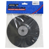 Norton 178 x 14mm Standard Disc Grinder Fibre Back Up Pad