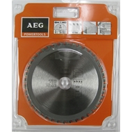 AEG 127mm 40 Tooth Wood Saw Blade