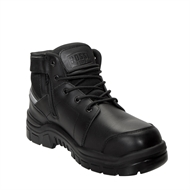 Rossi Black 777 Graphite Safety Boot  - Size 9