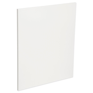 Kaboodle 600mm Gloss White Modern Cabinet Door