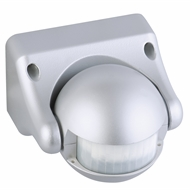 Arlec Silver Movement Activated Security Sensor Light