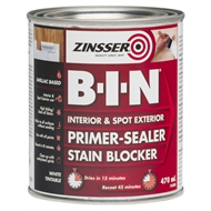 Zinsser 470ml  B-I-N Primer Sealer Stain Killer