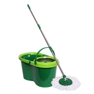 Sabco SupaDry Spin Mop and Bucket Set