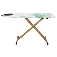 Hills Premium Bamboo Ironing Board w/ Iron Rest