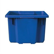 Handy Storage 54L Blue Heavy Duty Crate