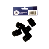 Garden Rain 25 x 15mm Poly Irrigation Rural Riser Pp1501 - 5 Pack