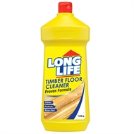 Long Life 1L Timber Floor Cleaner