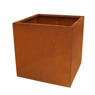 Whites 43 x 43 x 43cm Cafe Cube Oxy-Shield Planter