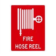 Sandleford 450 x 600mm Fire Hose Reel Plastic Sign