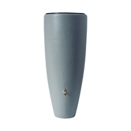 Garantia 300L Grey 2 in 1 Classic Zinc Water Tank