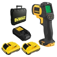 DeWALT 10.8V 2.0Ah XR Li-Ion Cordless Infrared Thermometer Combo Kit
