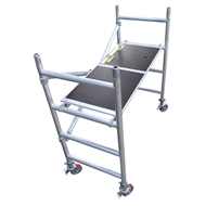 Bailey Ladders Aluminium Base Pack to suit Supa-Lite Mobile Scaffold System