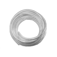 Pope 10mm Clear Vinyl Tubing - 5m