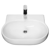 Caroma Opal 510 Wall Basin 3TH