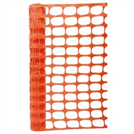 Builders Edge Safety 50 x 1m Orange Mesh Safety Fence