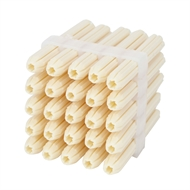 Ramset 5 x 35mm White Frame Wall Plugs Pack of 25