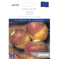 Johnsons Invitation Swede Vegetable Seeds