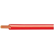 Cable Elect Building Wire P/m 1mm Red Baap02a1001aard