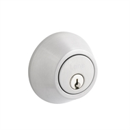 Lane Satin Stainless Steel Double Cylinder Deadbolt