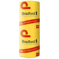 Bradford 10m x1200mm x100mm 12m2 R2.3 100 Light Duty Anticon
