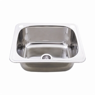 Everhard Benchline 45L Stainless Steel Drop In Bowl