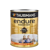 Taubmans Endure 1L Low Sheen Neutral Interior Wall Paint