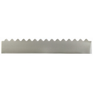 GumLeaf 1200mm Colorbond Metal Corrugated Gutter Guard - Wallaby