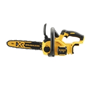 DeWALT 18V XR Li-Ion Brushless Chainsaw - Skin Only
