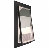 Acol 1000 x 550mm Smart Glass Opening Roof Window For Tiled Roof